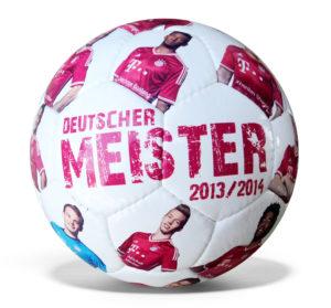 FC Bayern - Deutscher Meister